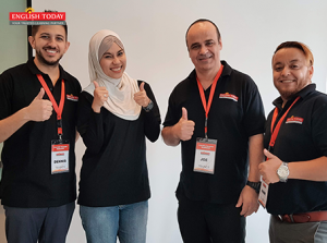 English-Today-Makassar-Percakapan Bisnis Bahasa Inggris