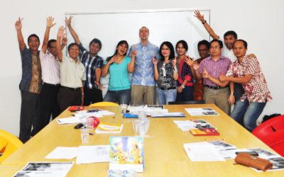 Training Bahasa Inggris Perusahaan Balikpapan