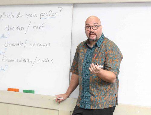 Les Bahasa Inggris Bisnis di Balikpapan